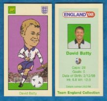 England David Batty Newcastle United (BP)